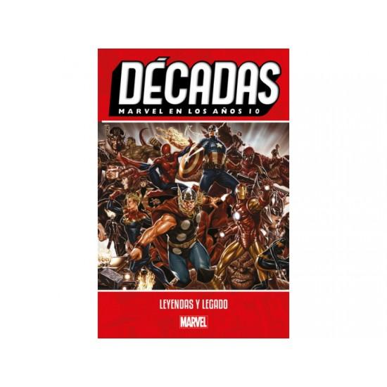 Comic, MARVEL, 10s - LEYENDAS Y LEGADO