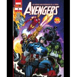 Comic, Avengers, N.6