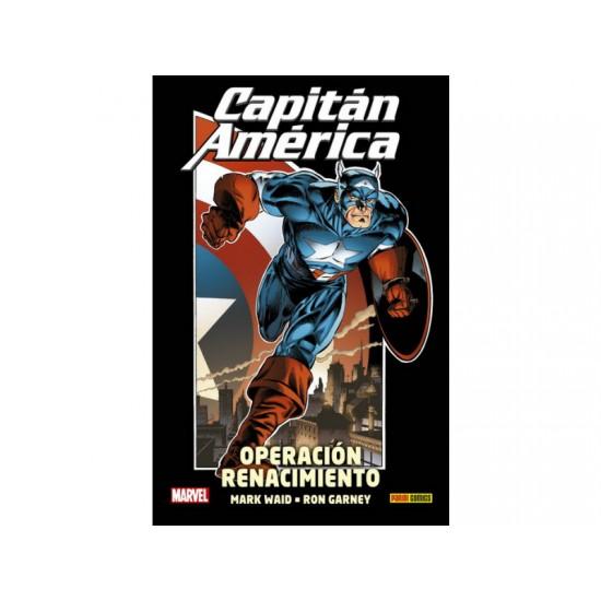 Comic, MARVEL, Capitán América: Operación Renacimiento