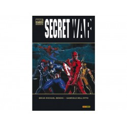 Comic, MARVEL Deluxe, Secret Wars