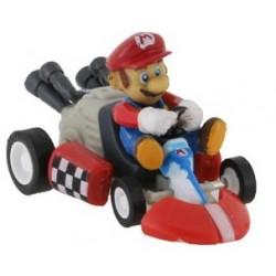 set Mini Coleccion Mario Kart 6 Piezas