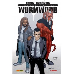 Comic, Crónicas de Wormwood, 1