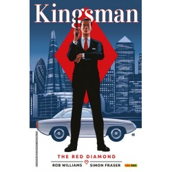 Comic, KINGSMAN: The Red Diamond