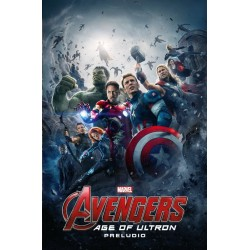 Comic, MARVEL, Avengers - Age of Ultron, Cinematic Collection
