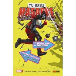 Comic, DEADPOOL: Tú Eres Masacre