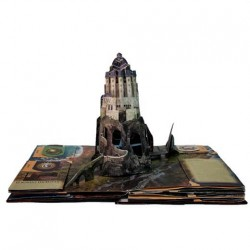 Comic, Game of Thrones: Guía Pop-up de Westeros