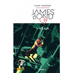 Comic, James Bond 007 1: VARGR