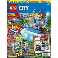 Comic, LEGO CITY, N.1