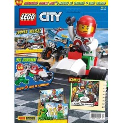 Comic, LEGO CITY, N.2