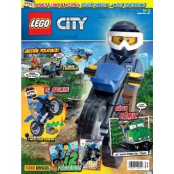 Comic, LEGO CITY, N.3