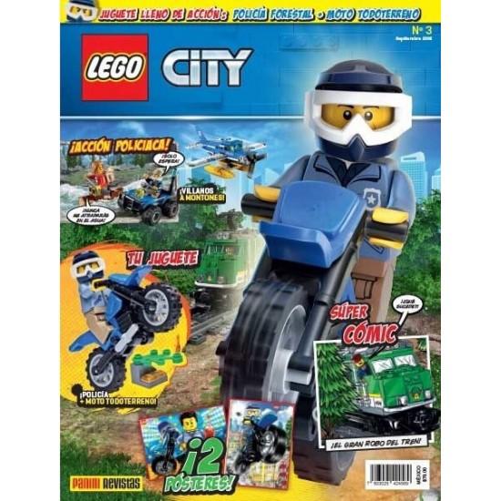 Comic, LEGO CITY, N.3