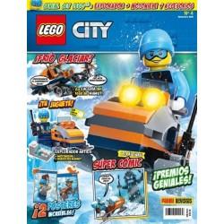 Comic, LEGO CITY, N.4