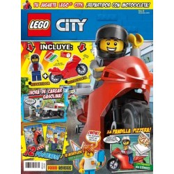 Comic, LEGO CITY, N.9