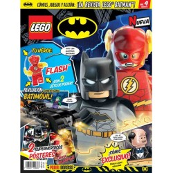 Comic, LEGO DC: BATMAN, N.6
