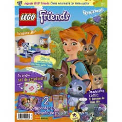 Comic, LEGO Friends, N.1