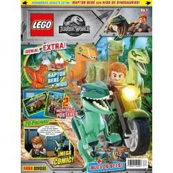 Comic, LEGO Jurassic World, N.1