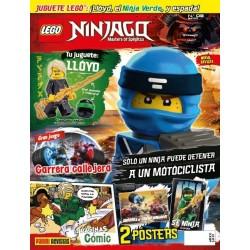 Comic, LEGO NINJAGO, N.3