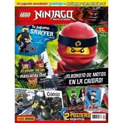 Comic, LEGO NINJAGO, N.4