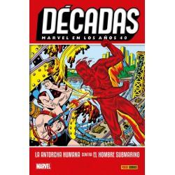 Comic, MARVEL: 40s - La Antorcha Humana