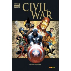 Comic, MARVEL Deluxe: Civil War