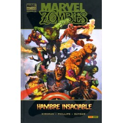 Comic, MARVEL Deluxe: Zombies - Hambre Insaciable