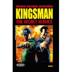 Comic, KINGSMAN: The Secret Service