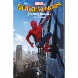 Comic, MARVEL: Spider-Man Homecoming