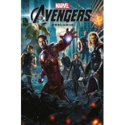 Comic, MARVEL: Los Vengadores, Cinematic Collection