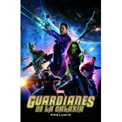 Comic, MARVEL: Guardianes de la Galaxia