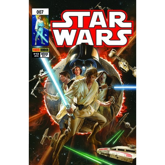 Comic, Star Wars (2015), N.7