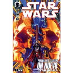 Comic, Star Wars Legends (2014), N.1