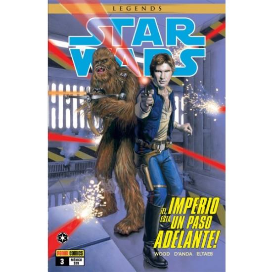 Comic, Star Wars Legends (2014), N.3