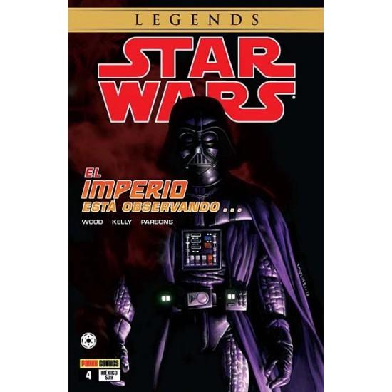 Comic, Star Wars Legends (2014), N.4