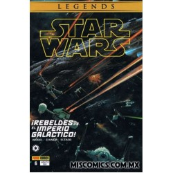 Comic, Star Wars Legends (2014), N.6