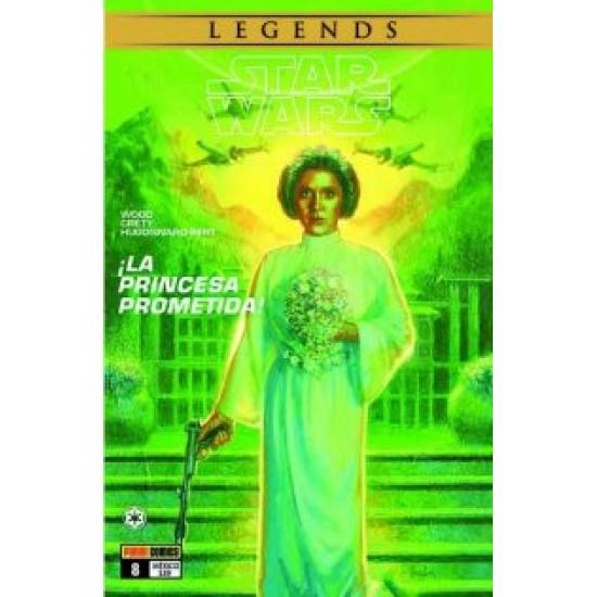 Comic, Star Wars Legends (2014), N.8