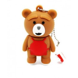 Pendrive, 16 GB ,  oso Ted