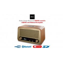 Radio Estilo Antiguo, Bluetooth