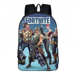 Mochila Impermeable, Fortnite ,  42cm Doble compartimiento
