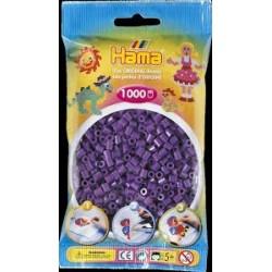 Hama Beads, MIDI morado, 1000 piezas