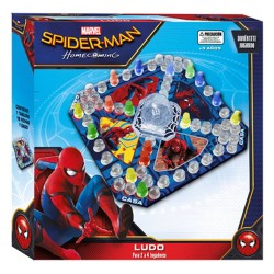 Juego de Mesa, Ludo Spiderman