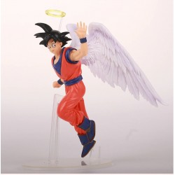 Figura Anime, Goku Dragon ball Angel ,16Cms.
