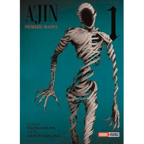Manga, AJIN, N.1