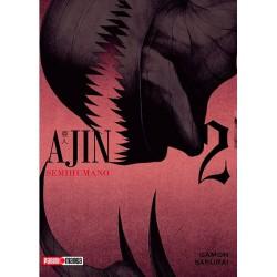 Manga, AJIN, N.2
