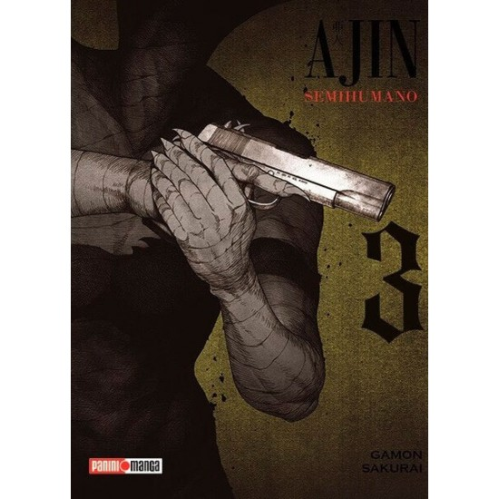 Manga, AJIN, N.3