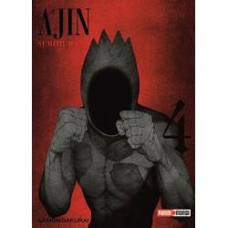 Manga, AJIN, N.4