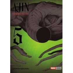 Manga, AJIN, N.5