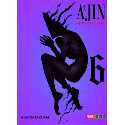 Manga, AJIN, N.6
