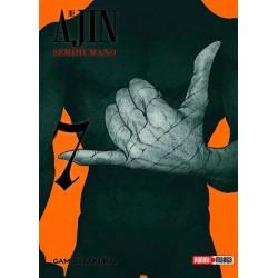 Manga, AJIN, N.7