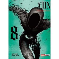 Manga, AJIN, N.8