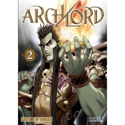 Manga, ARCHLORD, Tomo 2